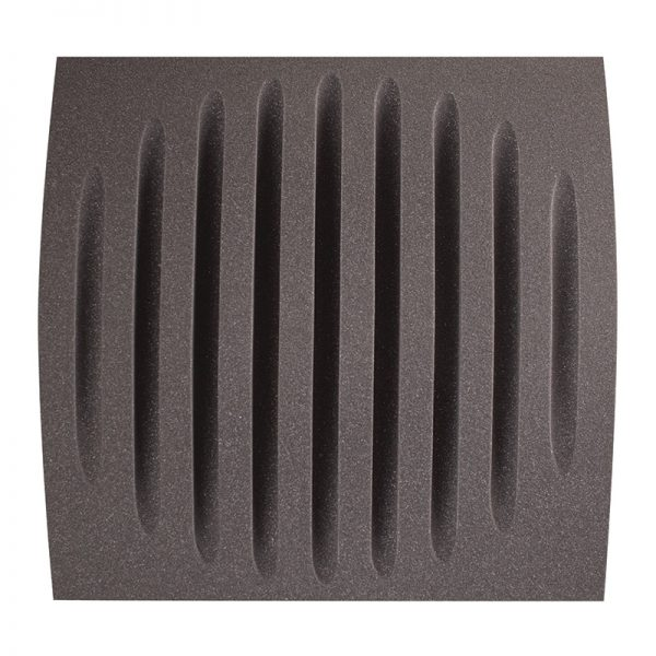 250mm speaker music studio acoustic foam