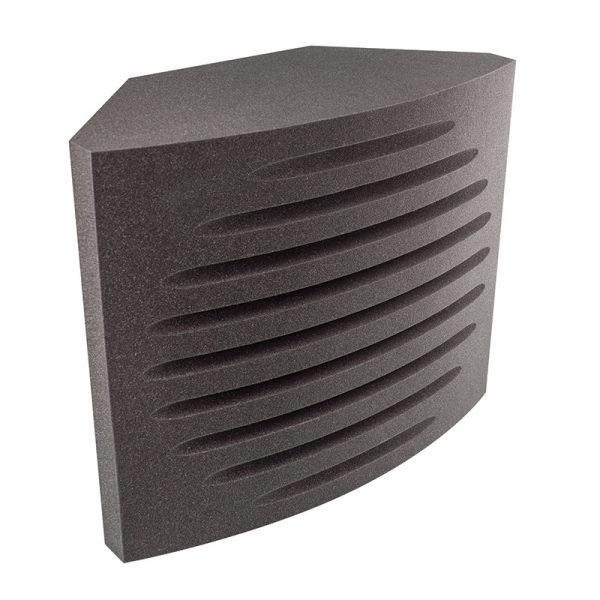Small Recording Studio Foam Bass Traps