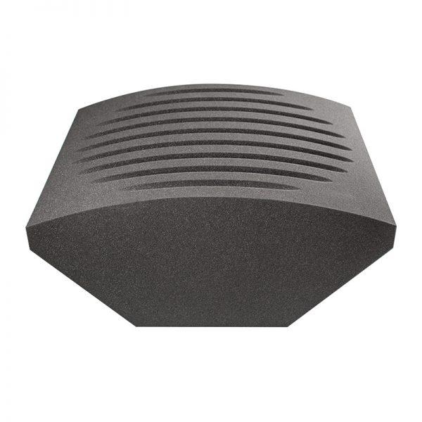 250mm speaker music studio acoustic foam corner trap