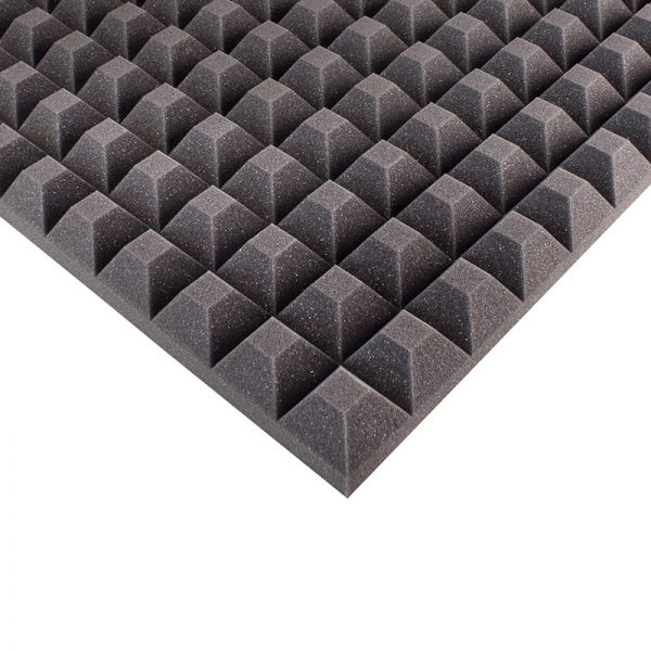 45mm studio sound proofing foam trapezoid