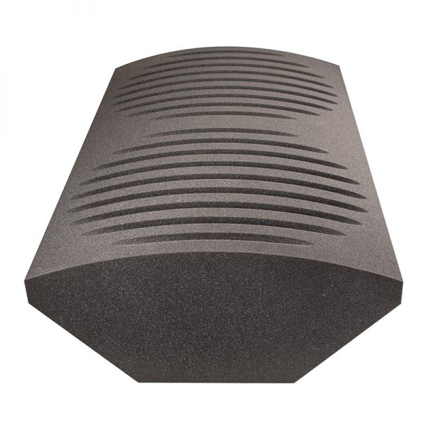500mm speaker music studio acoustic foam corner trap