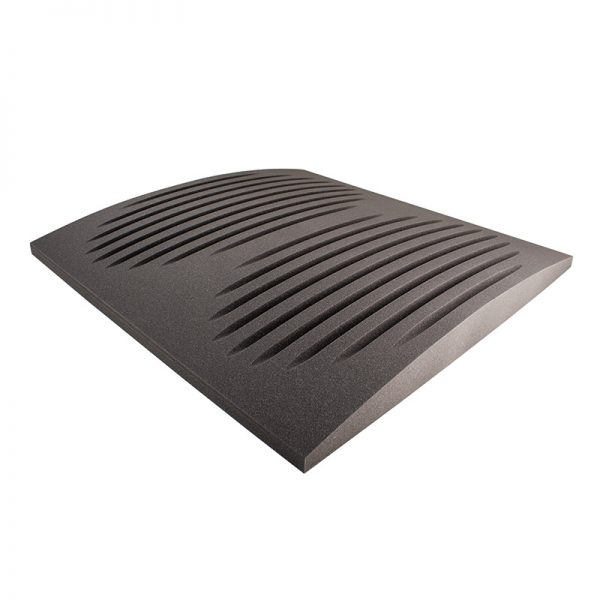 500mm speaker music studio acoustic foam panel