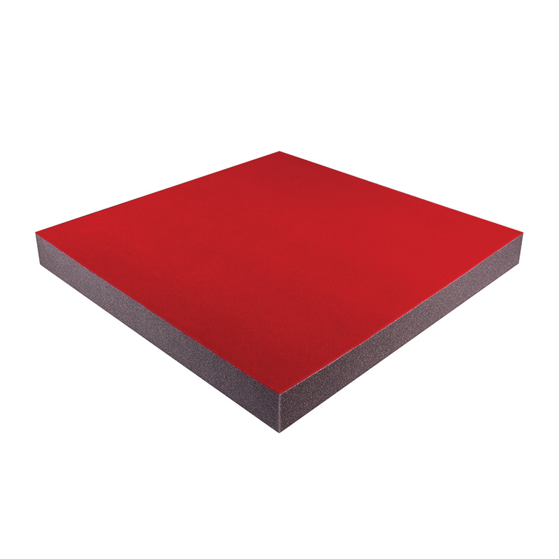 Red Acoustic Foam