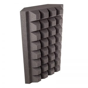 Trapezoid Sound Foam Bass Trap