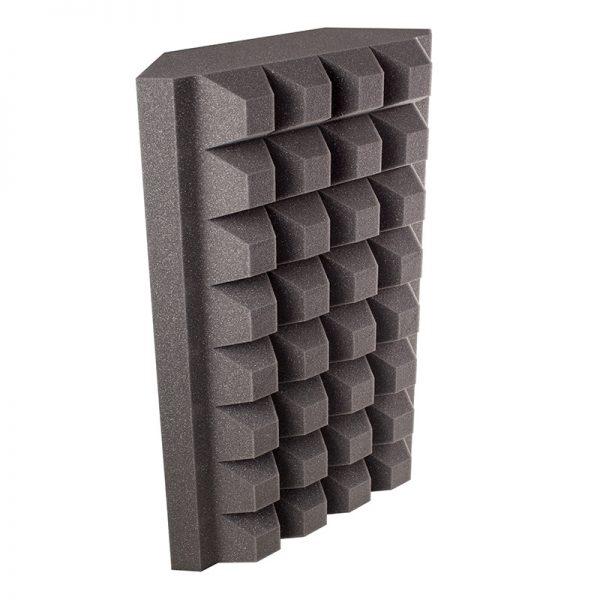 Trapezoid Sound Foam Bass Trap