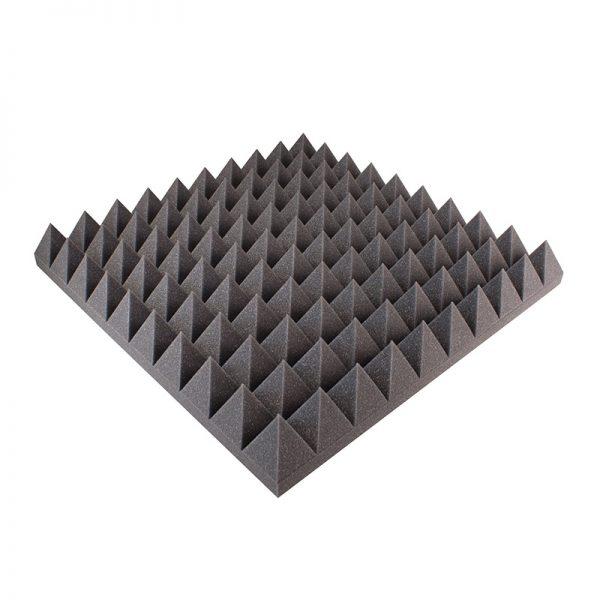 70mm pyramid sound absorption panel