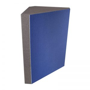 Coloured Acoustic Foam Bass Traps